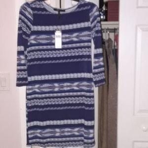 NWT BCBGMaxAzria Midi Dress Size XS